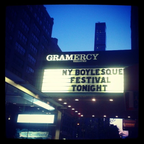 Awwww shiiiit (at Gramercy Theatre)