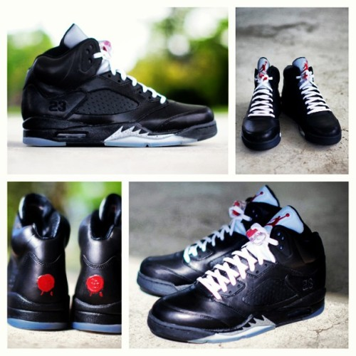 "The best Jordan V ever. AIR JORDAN 5 RETRO PREMIO ""BIN 23 COLLECTION"" #picstitch #heezageek #jordan #jordan5 #dope #dopeness #dopeshoes #shoes #good #goodvibe #ifollow #thegeek #instacool #instapic #pic #photo #picture #instafollow #instajordan #bin #sneaker #sneakerspy"