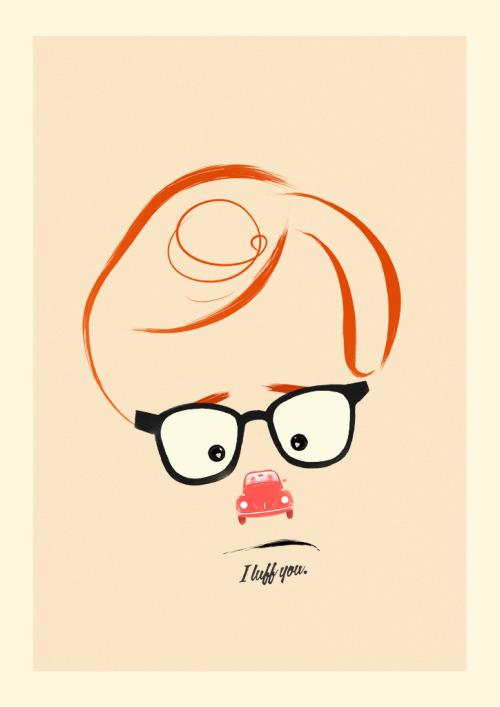 Annie Hall by Rocco Malatesta