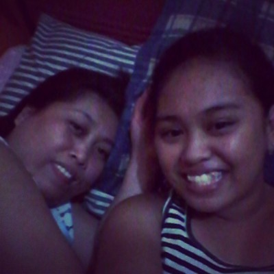 With my mothet :) (at sab gabriel tuguegarao)