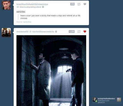 deanwinchesterthehedgehog:  i thank the blogs i follow once again