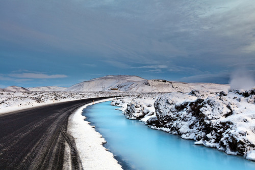 illusionwanderer:  Road in Iceland … by Iurie Belegurschi