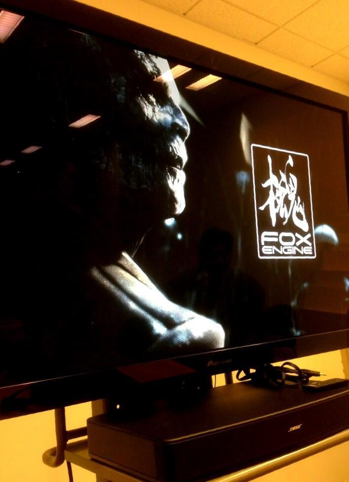 konami:  Mr. Kojima is getting ready for his presentation at GDC in 2 DAYS, are you prepared? Watch it LIVE on March 27th at 11AM PST here: http://l.gamespot.com/ZHzucQ