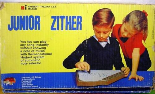 themonkeyisyourfriend:  Junior Zither