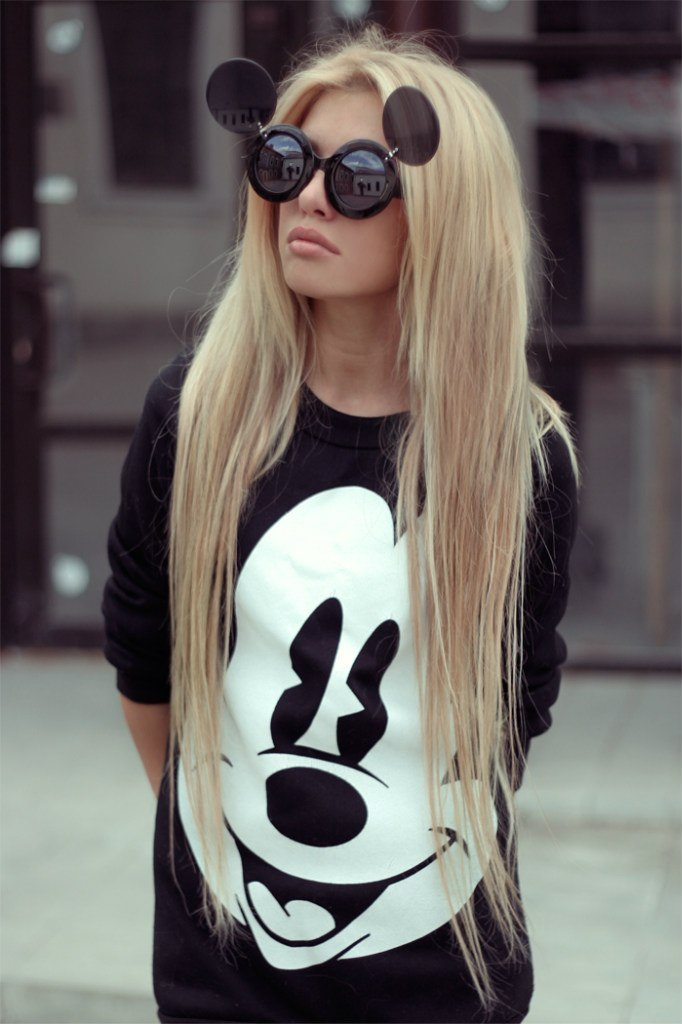 fashionpassionates:  GET YOUR GAGA/MICKEY SUNNIES! Get yours: MICKEY FLIP SUNNIES