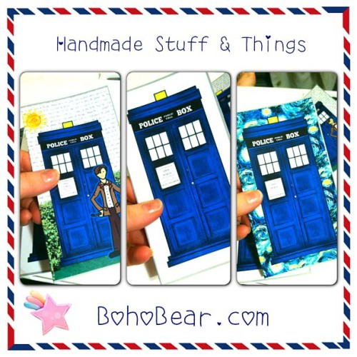New stuff & things coming soon! #DoctorWho inspired #TARDIS greeting cards.