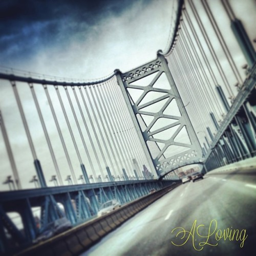 #benfranklinbridge #philly #philadelphia #roadtrip  #iphonography #photography