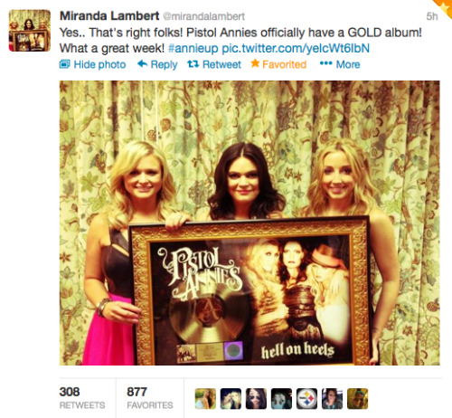 anotherairplaneanothersunnyplace:  CONGRATULATIONS TO THE PISTOL ANNIES ! May 8, 2013