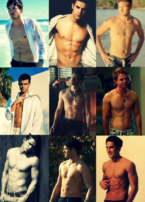 reasons I watch TVD
