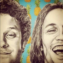 theejordyn:  Pineapple Express | via Facebook on @weheartit.com - http://whrt.it/ZyLukC