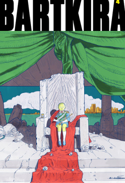 blackbrainla:  Bartkira volume #4 cover.