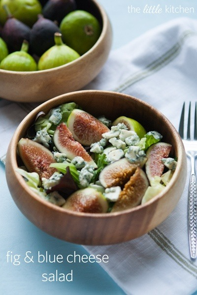 Fig and Blue Cheese Salad made with ingredients from around Highgarden (X)