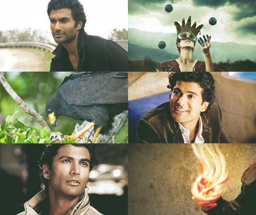 "retrousse:  numair salmalín | sendhil ramamurthy  ""Believe me, Your Grace, I don't plan to give Ozorne any excuse to rescind my pardon. I was in his dungeons once and see no reason to repeat the experience.""   tamora pierce fancast."