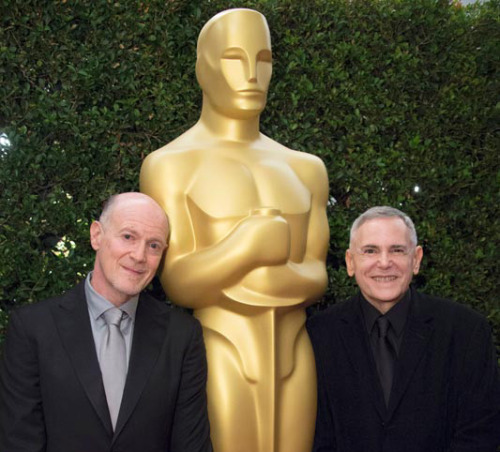 The Academy has named its producing team for the 86th Oscars: Craig Zadan and Neil Meron. Those names may look familiar. The musical pair produced this year's Oscars. Read more »