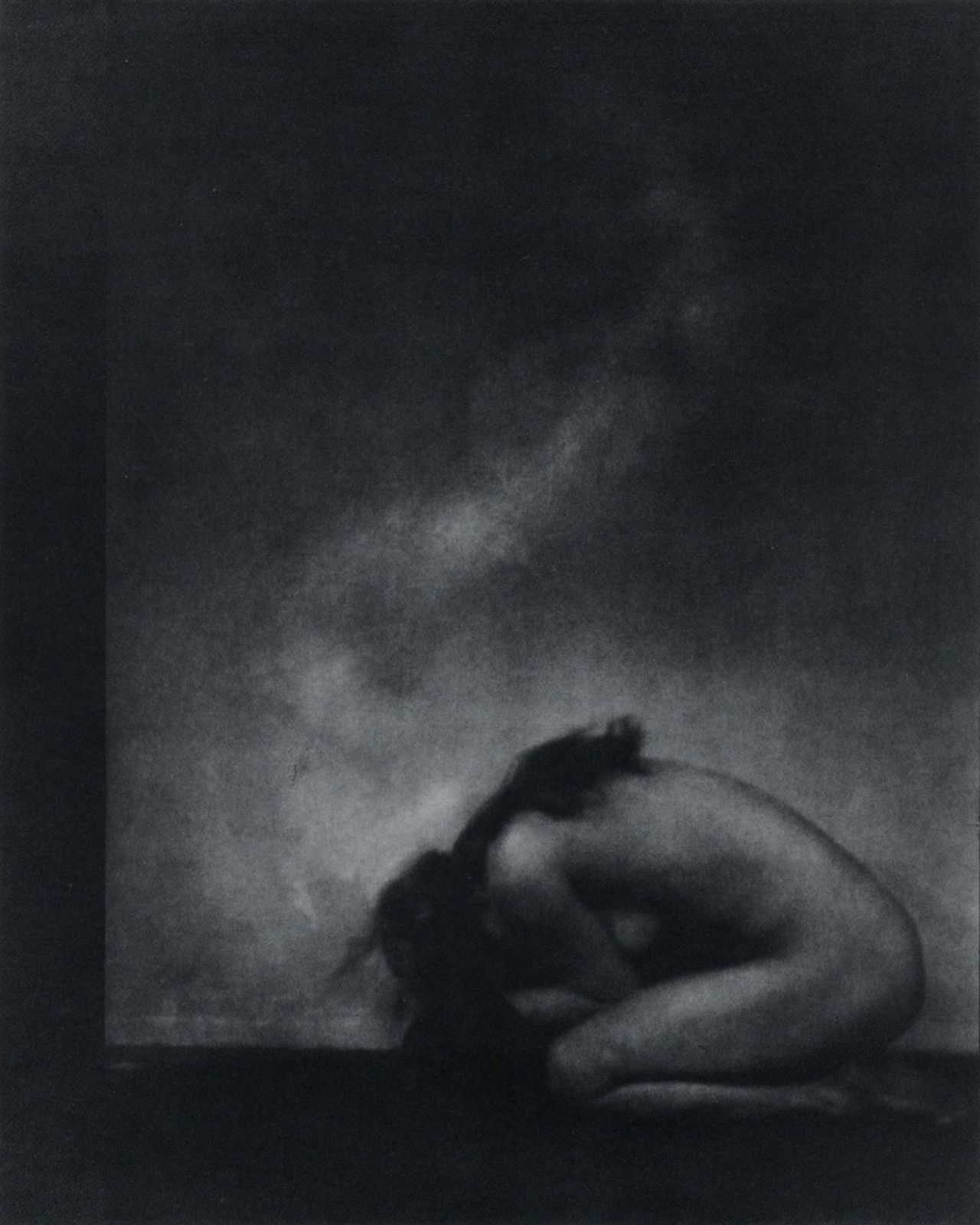 liquidnight:  Max Thorek Despair, circa 1936 From The Creative Camera Art of Max Thorek