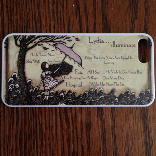 i-am-the-omnipotent:  My new #Lydia case!