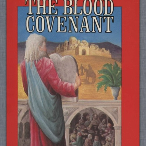 "The Blood Covenant-E.W Kenyon.                         When He said, ""I am Jehovah that healeth thee,"" that settled it. Jehovah was their only physician. He was not only their physician, but He was their succor, He was their protector. #bookoftheweek #gospel"