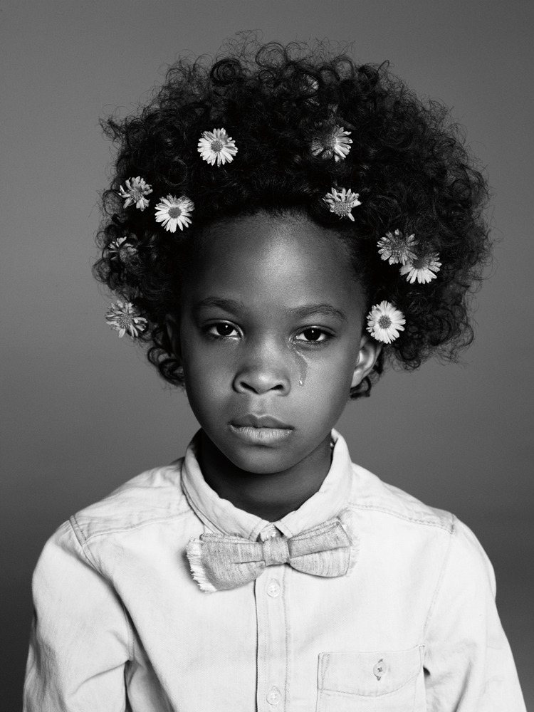 "billowy:     Quvenzhané Wallis, ""Oscars 2013: Great Performances"", photographed by Paola Kudacki for TIME, 2013."