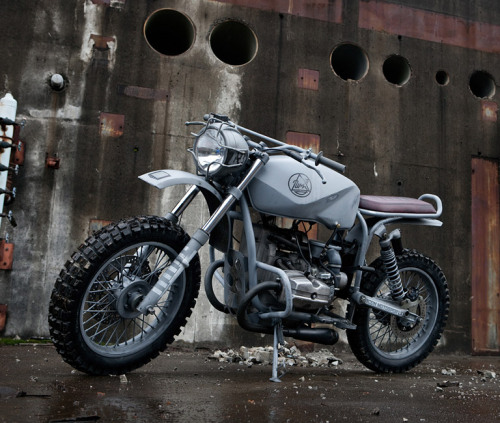 Ural X Icon 1000 Quartermaster. A bike that Mad Max has on his wish list.