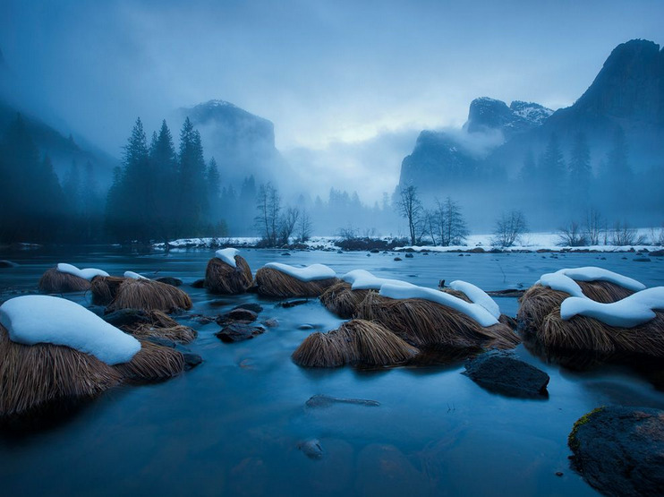 Wanderlust. Merced River. Yosemite. via NatGeo.