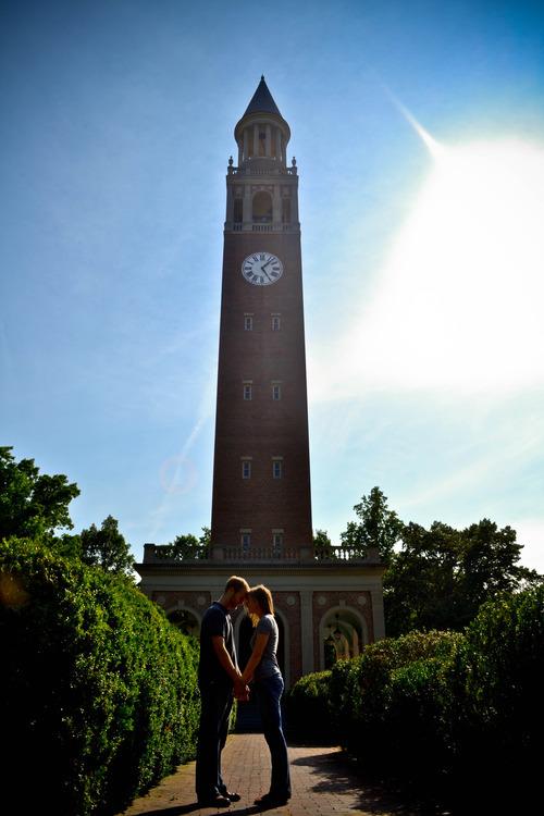 Durham, Raleigh, Chapel Hill engagement, wedding, lifestyle photographer | Radian Photography | UNC Chapel Hill | Chapel Hill, North Carolina Engagement Photography | www.radianphotography.com
