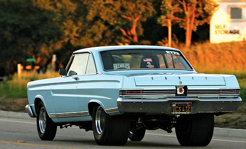 (via 1965 Mercury Comet by ~Vertualissimo on deviantART)