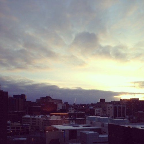 Good morning Grand Rapids (at Plaza Towers)