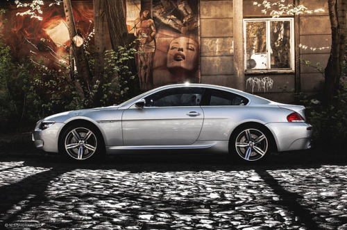 ///M on Flickr.Via Flickr: BMW M6. © All rights reserved.Like me on Facebook