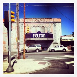 Feltonville, Philadelphia. The Felton. Louden and Rising Sun.