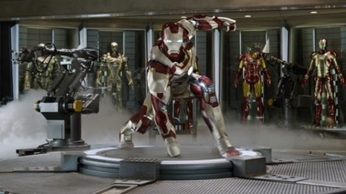 Tony Stark gets his 'metal' tested in this extended 'Iron Man 3' Super Bowl trailer