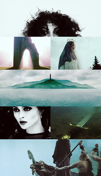 Literary Picspam: #1- The Mists Of Avalon