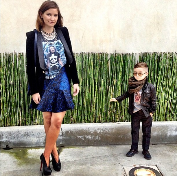 fashionclimaxx:  @luisafere #kids #kidsfashion #fashionkid #kidstyle #kidswear #outfit #skirt  #shirt #shoes #heels