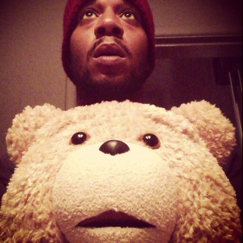 girlonmoon21:  Kid Cudi and Ted