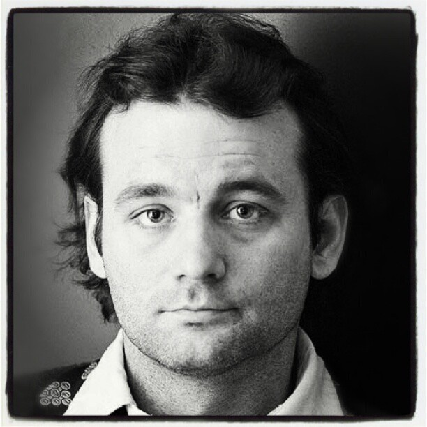 "Bill 'fucking' Murry""! #BillMurray #Film #Actor"