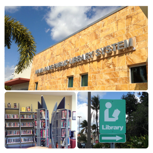 Semana 3: International Mall Branch Public Library