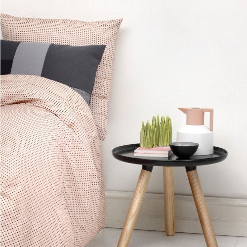 scandinavian style (where to buy: bedding by Normann Copenhagen - Luxoliving)