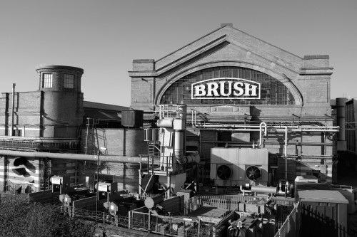 Brush Traction Works. Loughborough, April 2013.