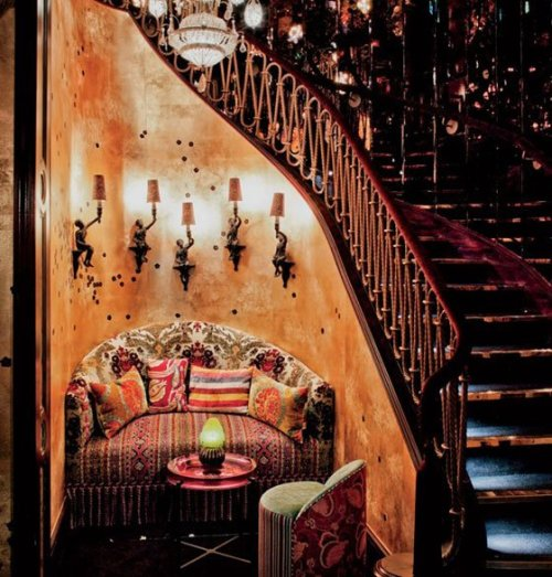 Restaurant Lounge, London, England photo via thefancy