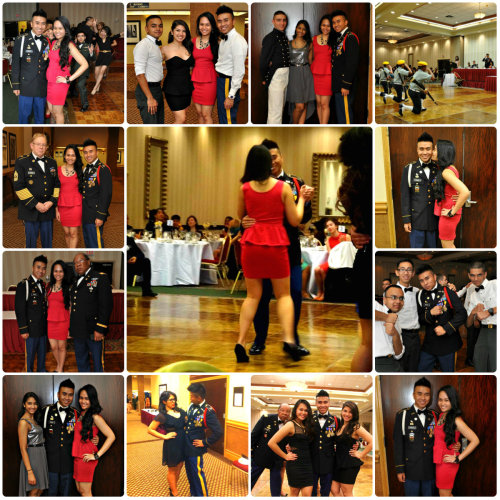 ogasisweird:  Military Ball 2k13. Last Military Ball as a JROTC Cadet. I can't believe my guest was my CSM aka my girlfriend :) who will be my prom date now (: #promproposal #lastmilitaryball