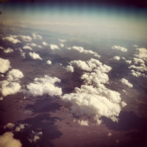Going home #clouds #wishiwereskydiving #travel