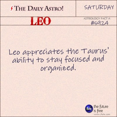 Leo 5924: Visit The Daily Astro for more facts about Leo.