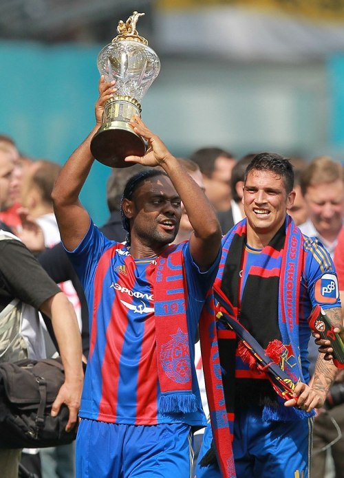 nosovgfx:  We are the champions!! CSKA Moscow!!