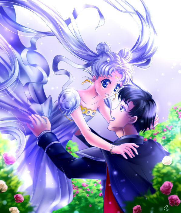 SAILOR MOON + MIRACLE ROMANCE by ~KagomesArrow77