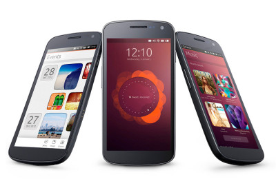 Ubuntu Phone. Looking forward to it.