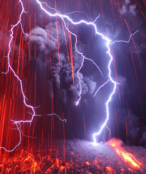 scinerds:   Amazing Volcanic Photography of Martin Rietze