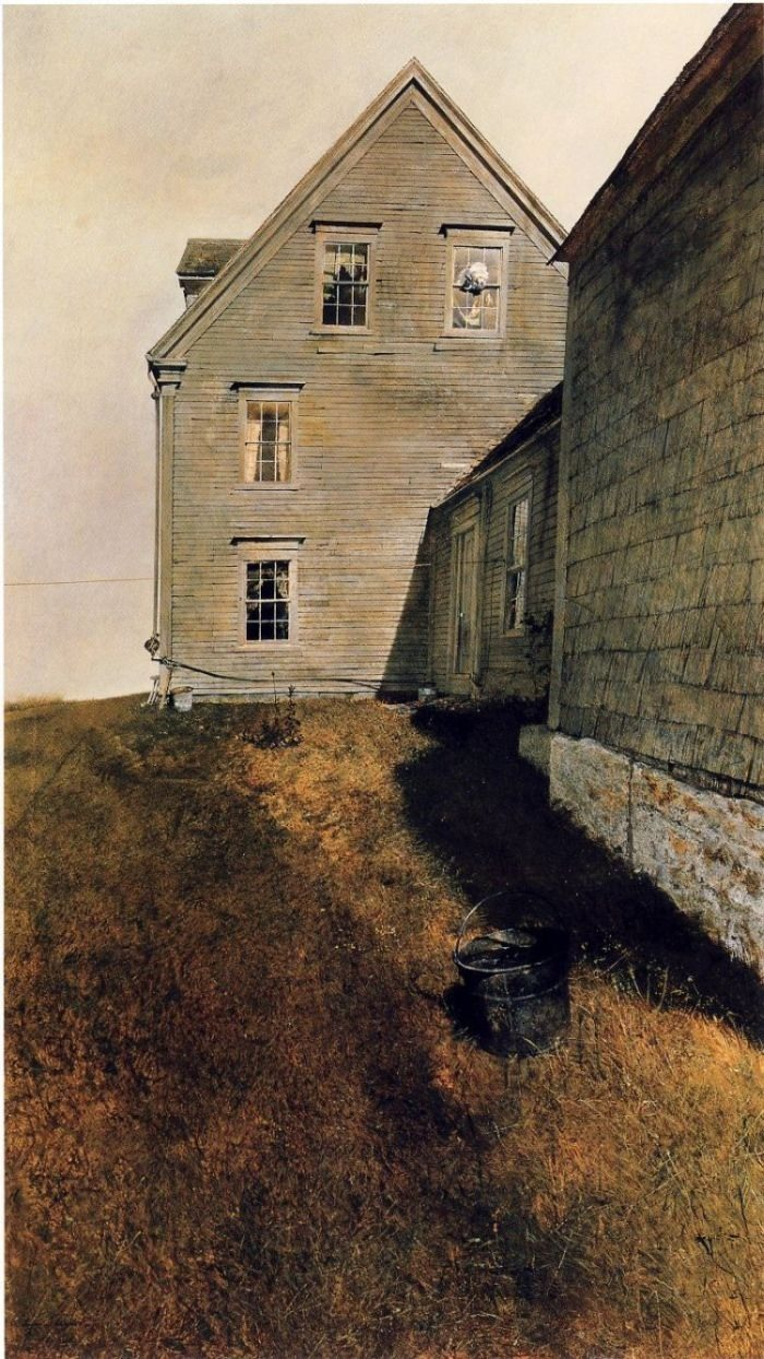 Weatherside, Andrew Wyeth