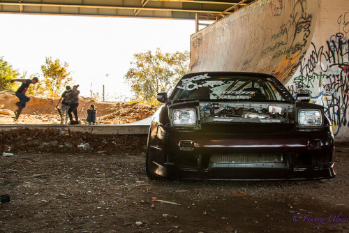 minauto:  Reese's S13 by Frantzy Ulysse on Flickr. one of my favorite pictures