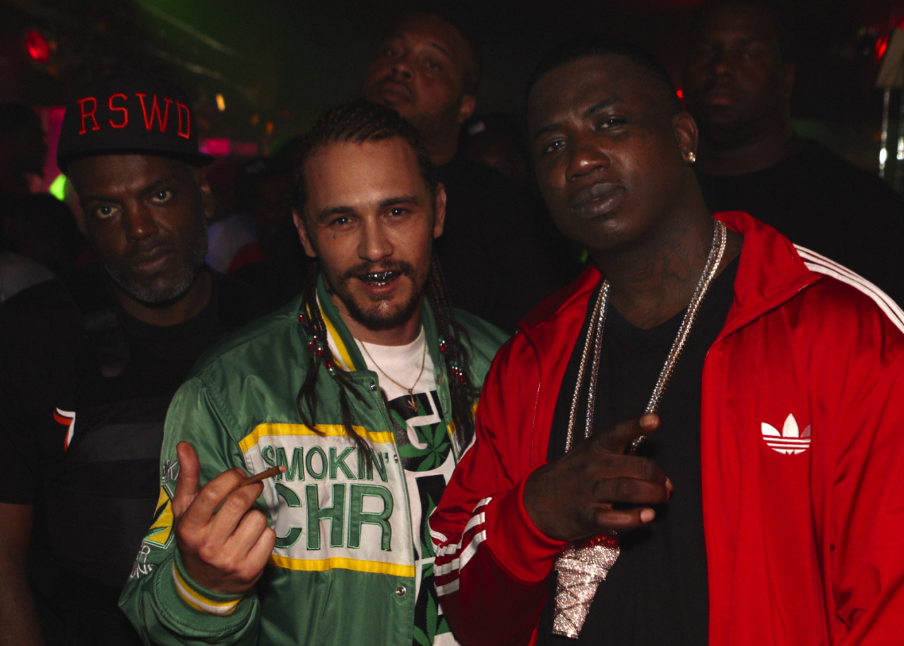 HARMONY KORINE ON JAMES FRANCO AND GUCCI MANE  Harmony tells us some stories from behind the scenes of Spring Breakers, with personal production photographs by Annabel Mehran and never-before-seen footage from the set by producers Chris and Roberta Hanley. Watch