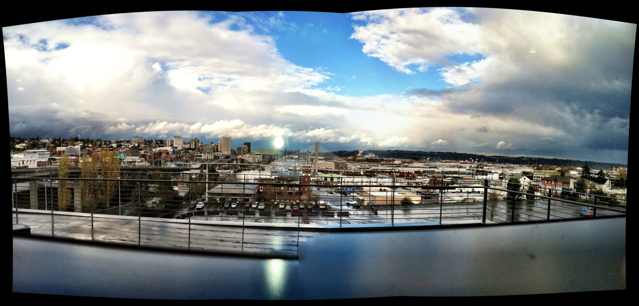 Downtown Tacoma Uncropped