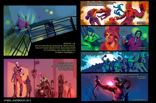 Sneak Peek of my upcoming comic project, Final ROund. Check out or donate to my indiegogo campaign today! http://igg.me/p/357040/x/2380546
